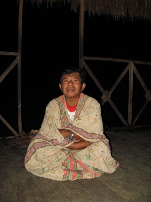Шипибо, Панчо, Шаманы Перу