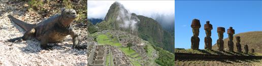 Экспедиция в Южную Америку